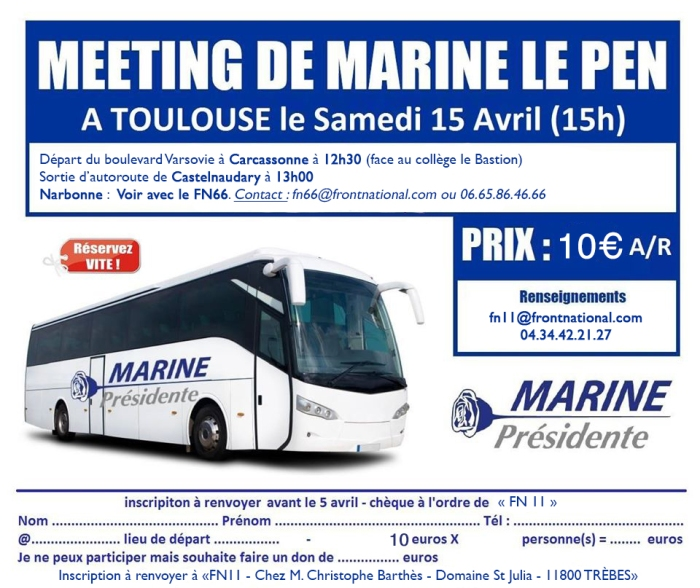 Bus Toulouse